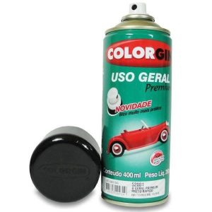 Tinta Spray COLORGIN
