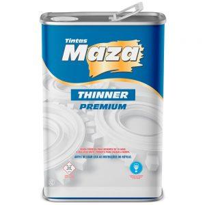 Thinner Diluente Solvente Maza 116