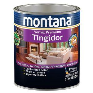 Verniz Tingidor Montana Brilhante