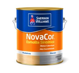 Tinta Esmalte Sherwin Williams Novacor
